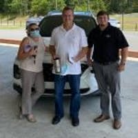 Jeidon Sistrunk at Volume Hyundai