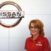 Kathy Smith at Gates Nissan