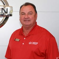 Ron Pennington at Gates Nissan