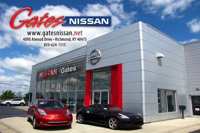 Gates Nissan, Richmond, KY, 40475