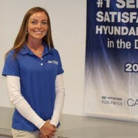 Danielle Yarber at Gates Hyundai