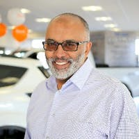 Gani Salman at Kentwood Ford