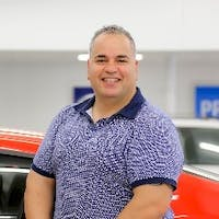 Joe Aloneissi at Kentwood Ford