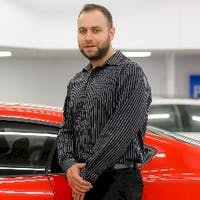 Said Fayad at Kentwood Ford