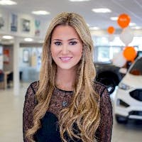 Andrea Josipovic at Kentwood Ford