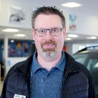 Ian Crowe at Kentwood Ford