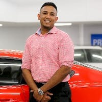 Ramod Lebunasin Arachchige at Kentwood Ford