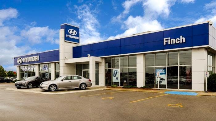 Finch Hyundai, London , ON, N6C 5Y7