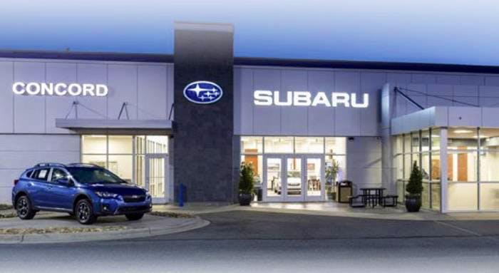 Subaru Concord, Concord, NC, 28027
