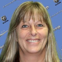 Kim  Coontz  at Haasz Automall