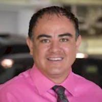 Oralio Campos at Mike Shaw Chrysler Dodge Jeep Ram