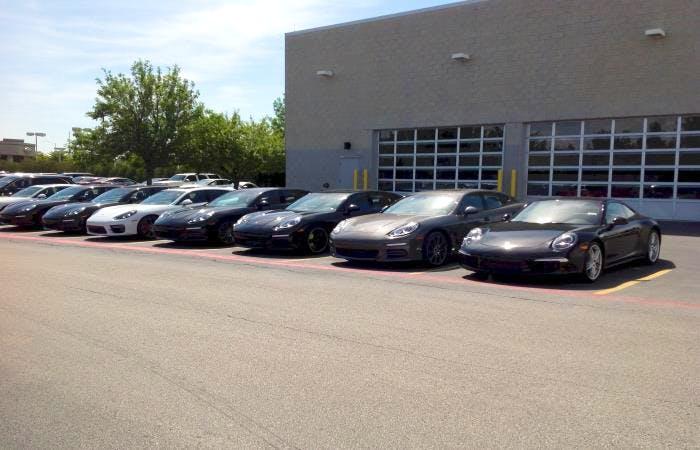 Porsche Orland Park, A Joe Rizza Dealership, Orland Park, IL, 60462