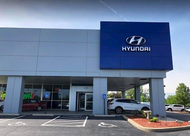 Hyundai of Wentzville, Wentzville, MO, 63385