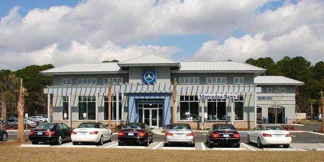 Mercedes-Benz of Hilton Head, Bluffton, SC, 29910