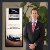 Nick  Del Negro at Jaguar Land Rover Fort Myers