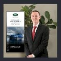 Ryan Masterson at Jaguar Land Rover Fort Myers
