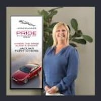 Dawn Hall at Jaguar Land Rover Fort Myers