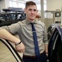 Rich Jr Wyatt  at JP Motors
