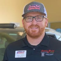 Justin  Adkins at Jimmy Britt Chrysler Dodge Jeep RAM