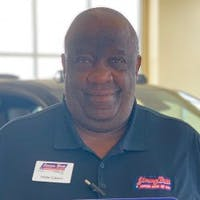 Willie Eason at Jimmy Britt Chrysler Dodge Jeep RAM