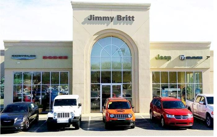 Jimmy Britt Chrysler Dodge Jeep RAM, Dublin, GA, 31021