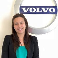 Carolina Hernandez at Volvo Cars of Naples