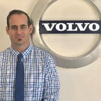 Eric Hand at Volvo Cars of Naples - Service Center