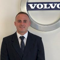 Tyler  Biffer at Volvo Cars of Naples