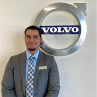 David  Martinez at Volvo Cars of Naples
