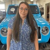 Delaney Dandy at LaLonde Chrysler Dodge Jeep Ram