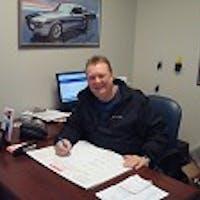 Pete Fowler  at Matthews Motors Inc