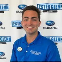 Cody Monica at Lester Glenn Subaru