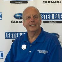 Mark  Bellotti at Lester Glenn Subaru