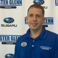 Michael Piteo at Lester Glenn Subaru