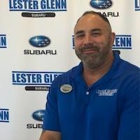 Andrew Thomlinson at Lester Glenn Subaru