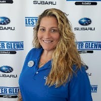 Ashley Mitchell at Lester Glenn Subaru