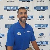 Jason Alletto at Lester Glenn Subaru