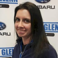 Heather Johannessen  at Lester Glenn Subaru