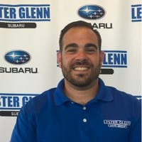 Greg Geran at Lester Glenn Subaru
