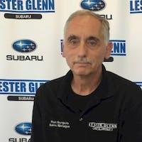 Ron Garguilo at Lester Glenn Subaru