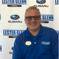 Seth Leifer at Lester Glenn Subaru