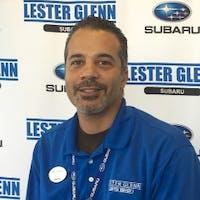 Jay Jackson at Lester Glenn Subaru