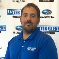 Ronald Giordano at Lester Glenn Subaru