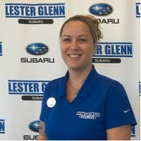 Jennifer Campanelli at Lester Glenn Subaru