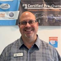 Ron Novin at Coastal Volkswagen