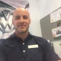 Evan Chochrek at Coastal Volkswagen
