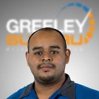 Tim Morado at Greeley Subaru - Service Center