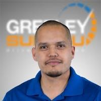 Noe Delarosa at Greeley Subaru - Service Center