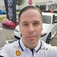 Daniel Cristea at Arrigo Fiat Alfa Romeo West Palm