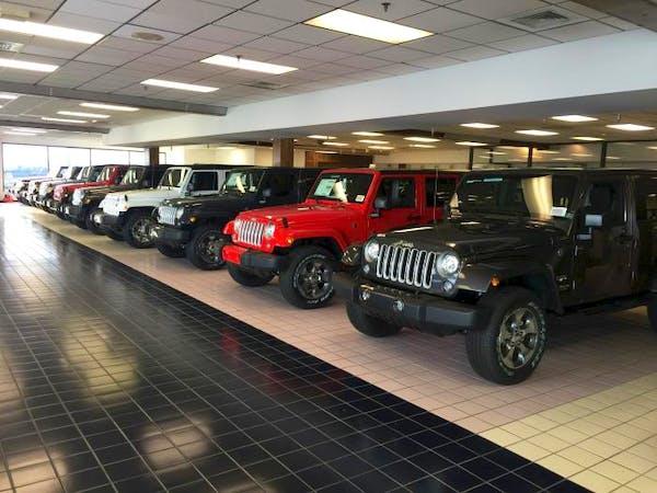 Scap Chrysler Dodge Jeep Ram, Fairfield, CT, 06825